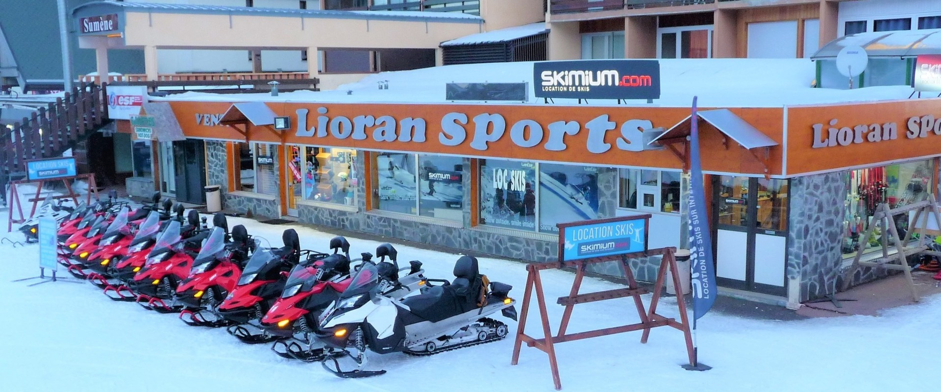 Location ski Lioran Sports location ski,surf,snowboard au super lioran 15300 le lioran